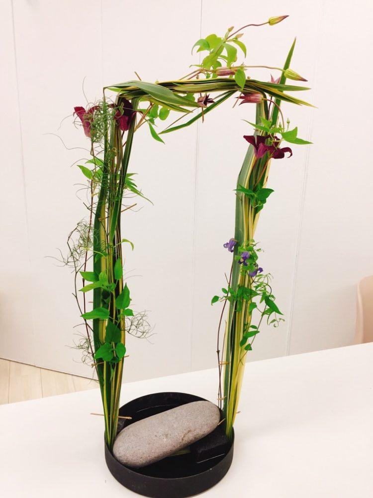 花くばりプログレス<花のフレームⅡ>