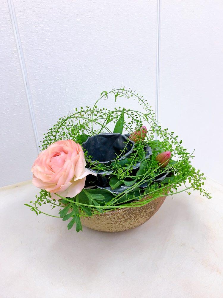 研究科3級1年3月<植物と金属Ⅰ・鉛板>